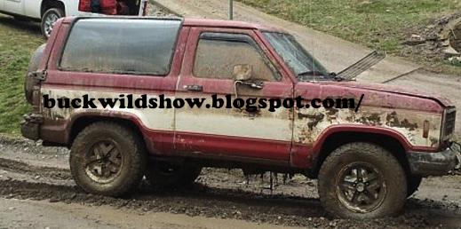 PHOTO'S OF BUCKWILD SHAIN GANDEE'S TRUCK BEING REMOVED FROM SCENE ...