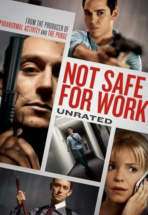 Not Safe For Work 2014 DVDRip tainies online oipeirates