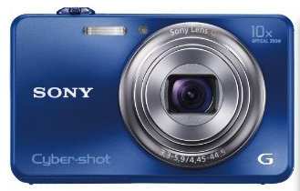 best digital camera for novices - Sony Cyber-shot DSC-WX150