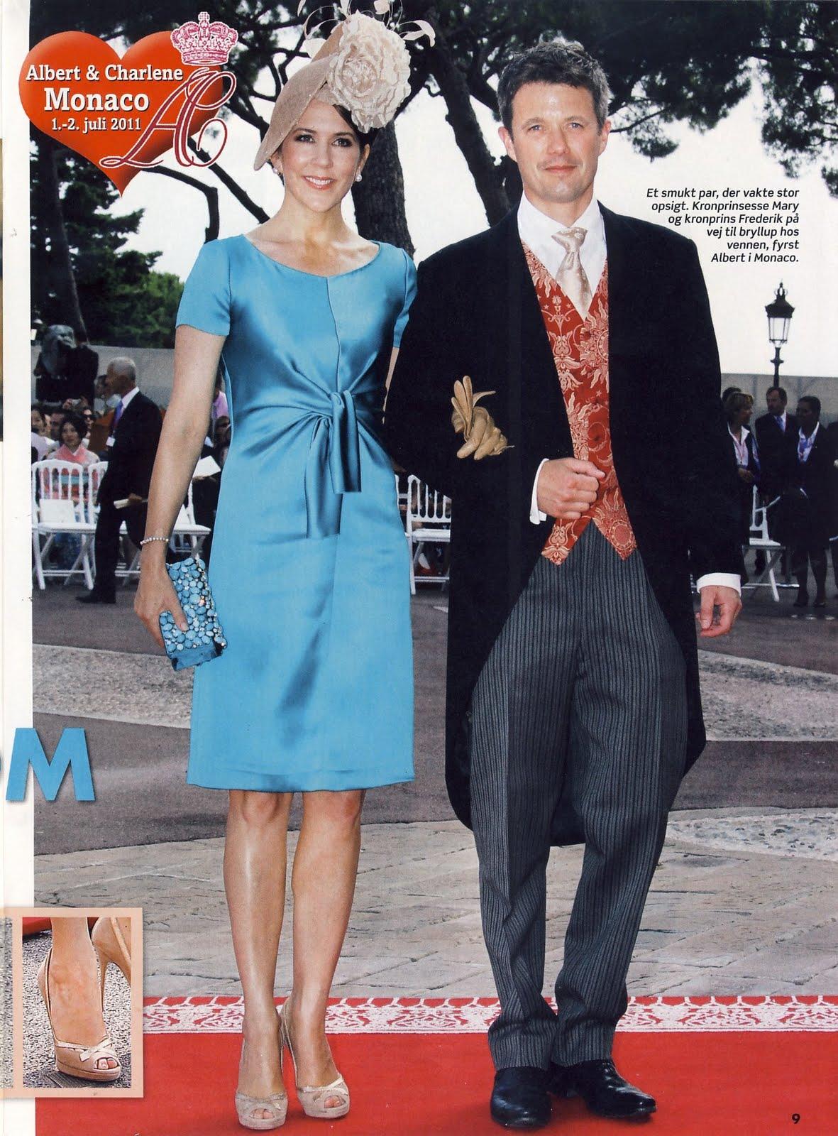 Danish Royal Media Watch: Billed Bladet #27: The Monaco Wedding