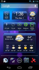 HD Widgets 3.7.6 screenshot