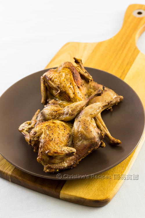 椒鹽鵪鶉 Salt and Pepper Quails01