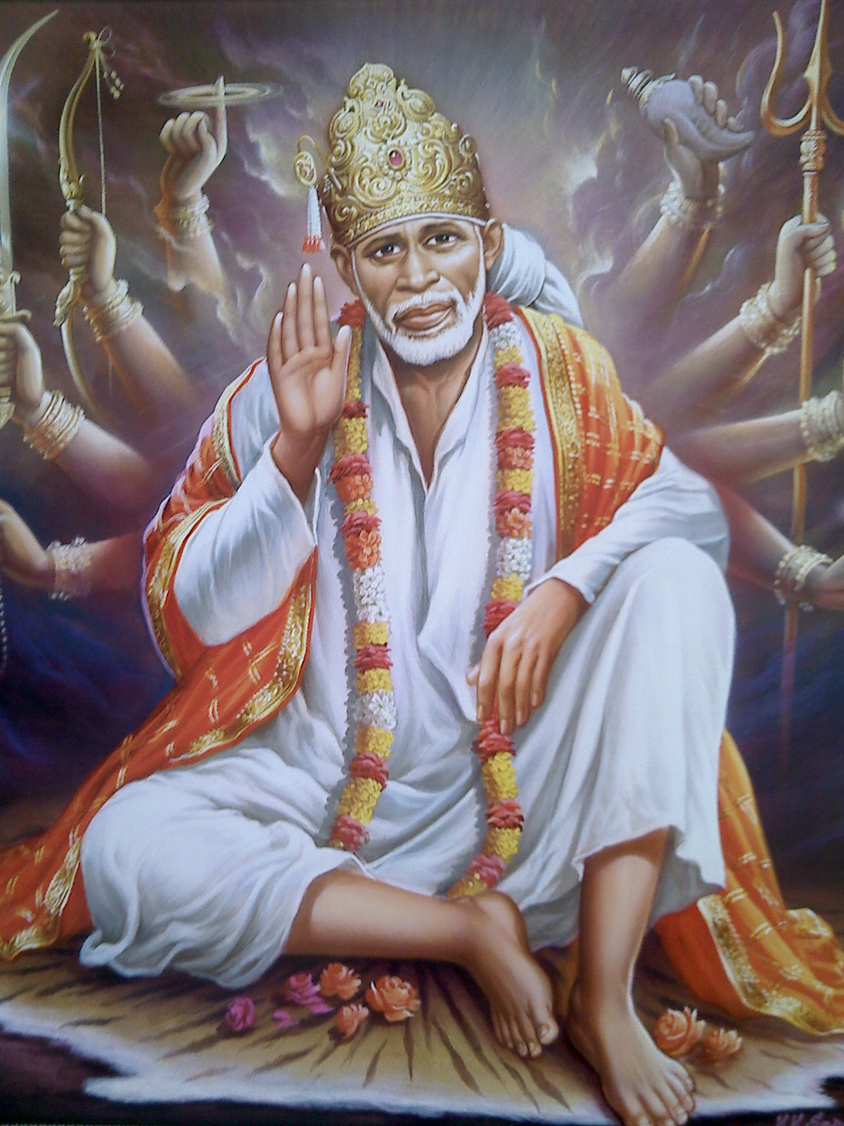 A Couple of Sai Baba Experiences - Part 831