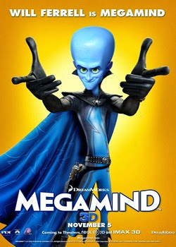 Megamind Megamente R5 XviD Dual Audio