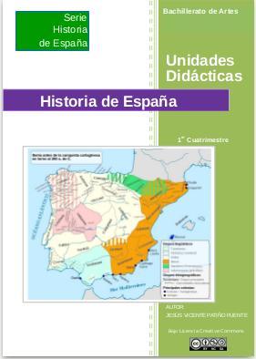 Unidades didácticas de Hª de España (Hasta el bloque 6)