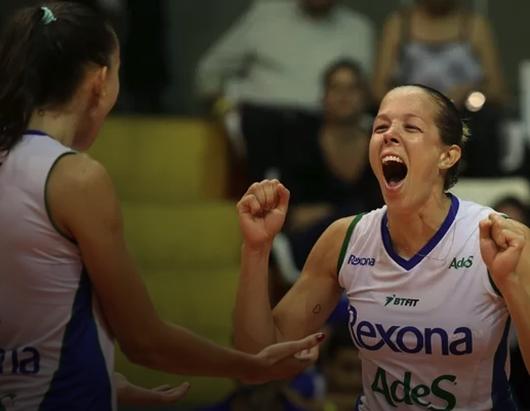 Rexona-Ades supera o Praia Clube