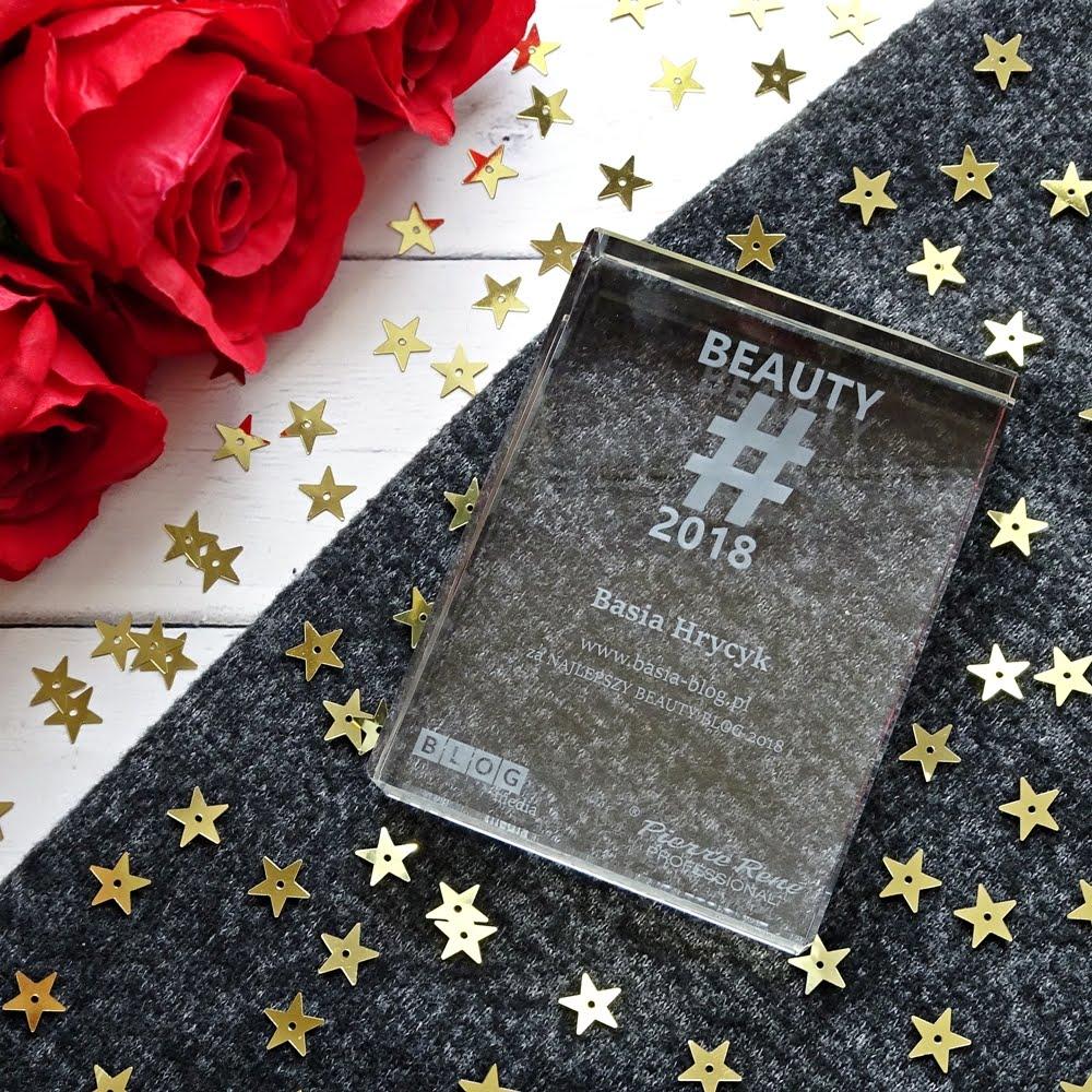 ♥ Najlepszy Beauty Blog 2018 ♥