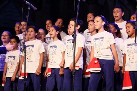 Alunos de Lorena apresentarão hoje Cantata de Natal