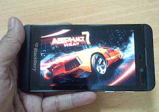 Games BlackBerry Z10