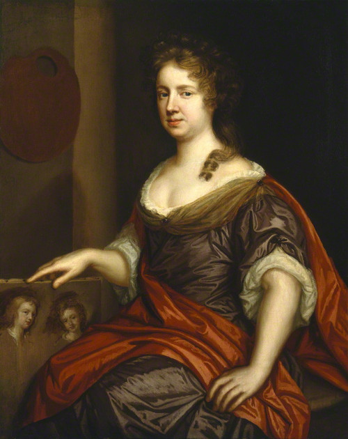 It's About Time: 1600s Woman Artist - Mary Beale 1632-1697