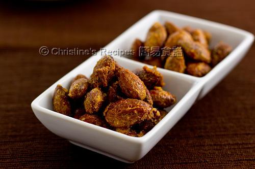 烤焗杏仁 Roasted Almonds02