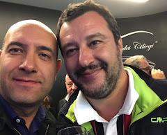 Incontri: Matteo Salvini