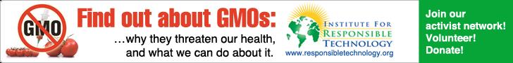 Against GMO!