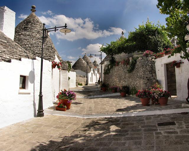 Alberobello. - Italy