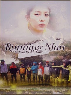 Running Man - Running Man