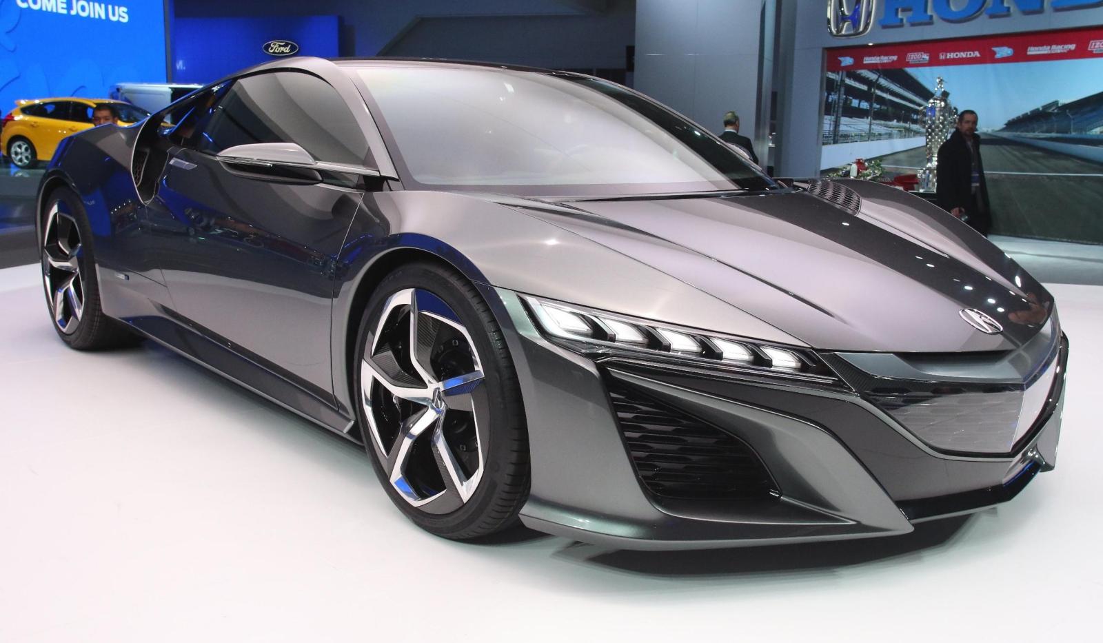 Ya viste el nuevo Acura NSX?