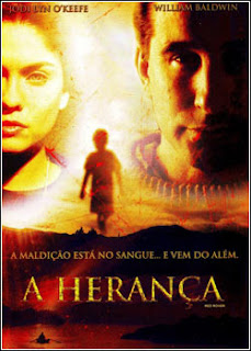 A Herana   DVDRip AVI Dublado
