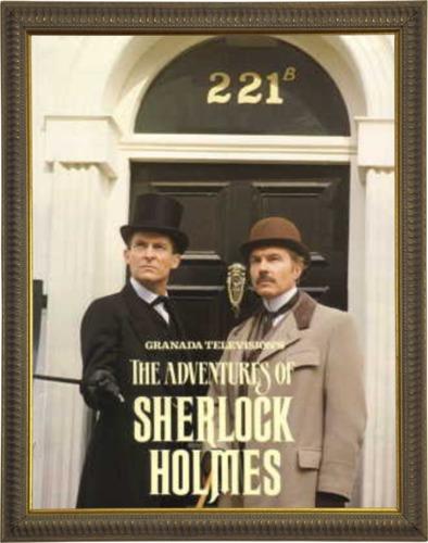 Las Aventuras de Sherlock Holmes (1984-1993)