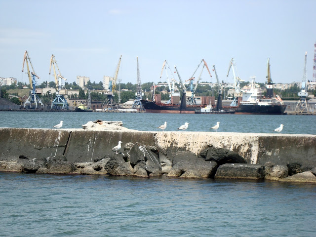 Азовское море Бердянск