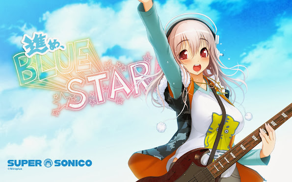 Super Sonico Guitar 9i