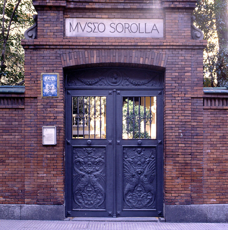 Enlace Museo Sorolla