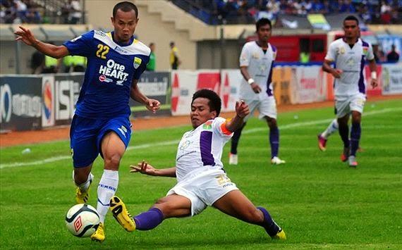 RCTI Siarkan Langsung Persita vs Persib Minggu 31 Agustus 2014