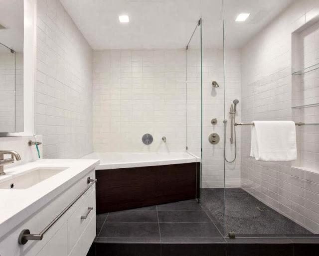 wide-black-white-bath-room-Net-Zero-Energy-Modern-House