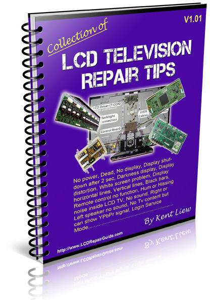 preher tech blog new lcd tv and monitor repair books rh preher tv blogspot com lcd/led screen repair guide lcd monitor repair guide pdf