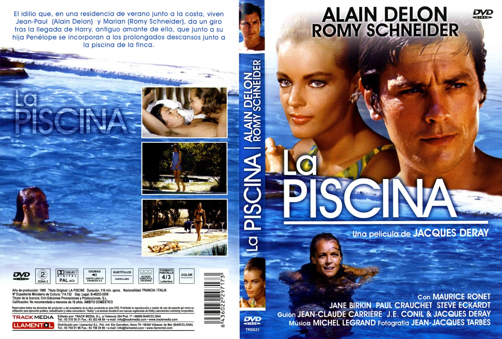 La piscina 1969 descargar y ver online for La piscine online