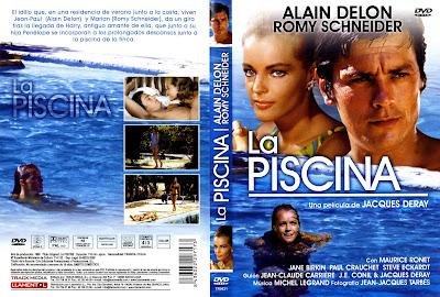 La piscina | 1969 | La piscine | Cover Dvd, Caratula