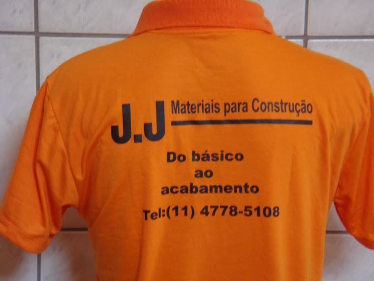 JJ MATERIAIS DE CONSTRUÇÃO