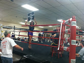 Being There Takes Me to North Side League for Boxing Club Exhibition