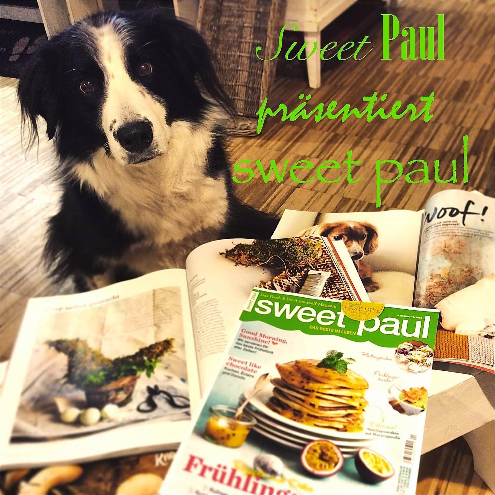 sweet paul BEI UNS ERHÄLTLICH
