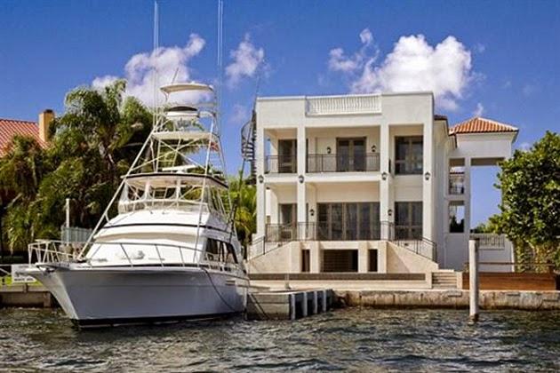 LeBron James vende mansión en Miami 1