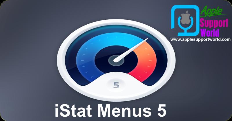 iStat Menus 5.10 incl Crack (Mac)
