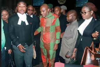 International media writes about Kanu's disappearance, consequences