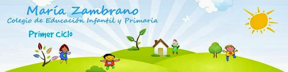 Los Zambranitos de Primer Ciclo  2013-2014