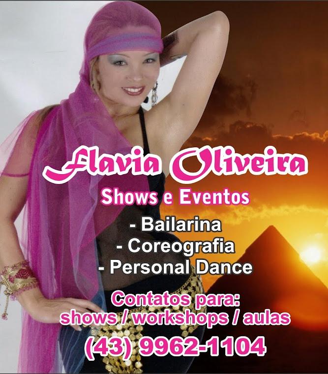 Flavia Oliveira Dança do Ventre