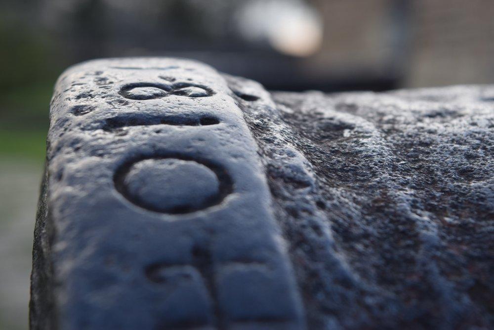 Stari top na Kalemegdanu