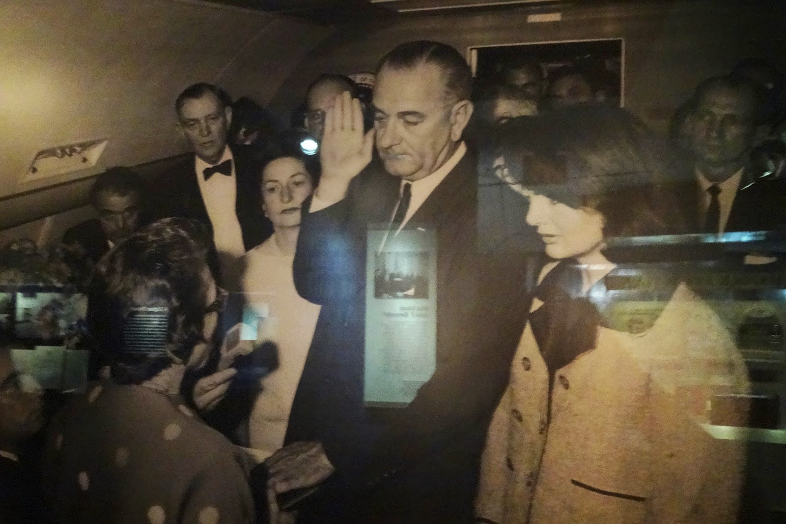 lbjs office president. Of Course There Was The Infamous Photos John F. Kennedy In Dallas, Lyndon Baines Johnson Taking Presidential Oath On Air Force One Next To Mrs. Lbjs Office President N