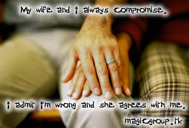 wedding quotes - useful for all husbands