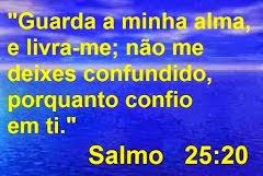 Salmo 25:20