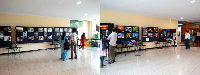 Photos exhibited at Darpan 2012