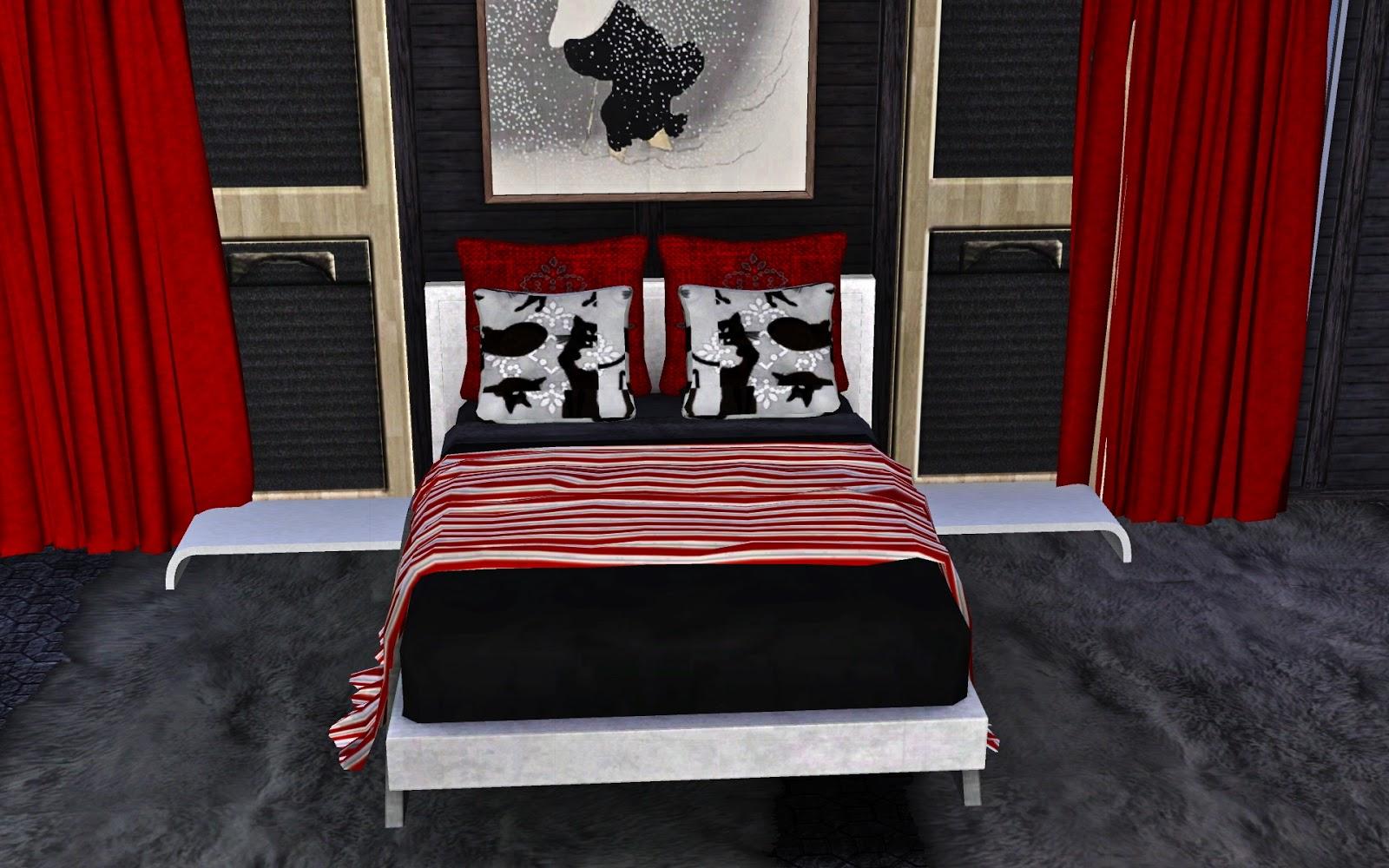 le blog de guijobo 6 patterns pour linge de lit. Black Bedroom Furniture Sets. Home Design Ideas