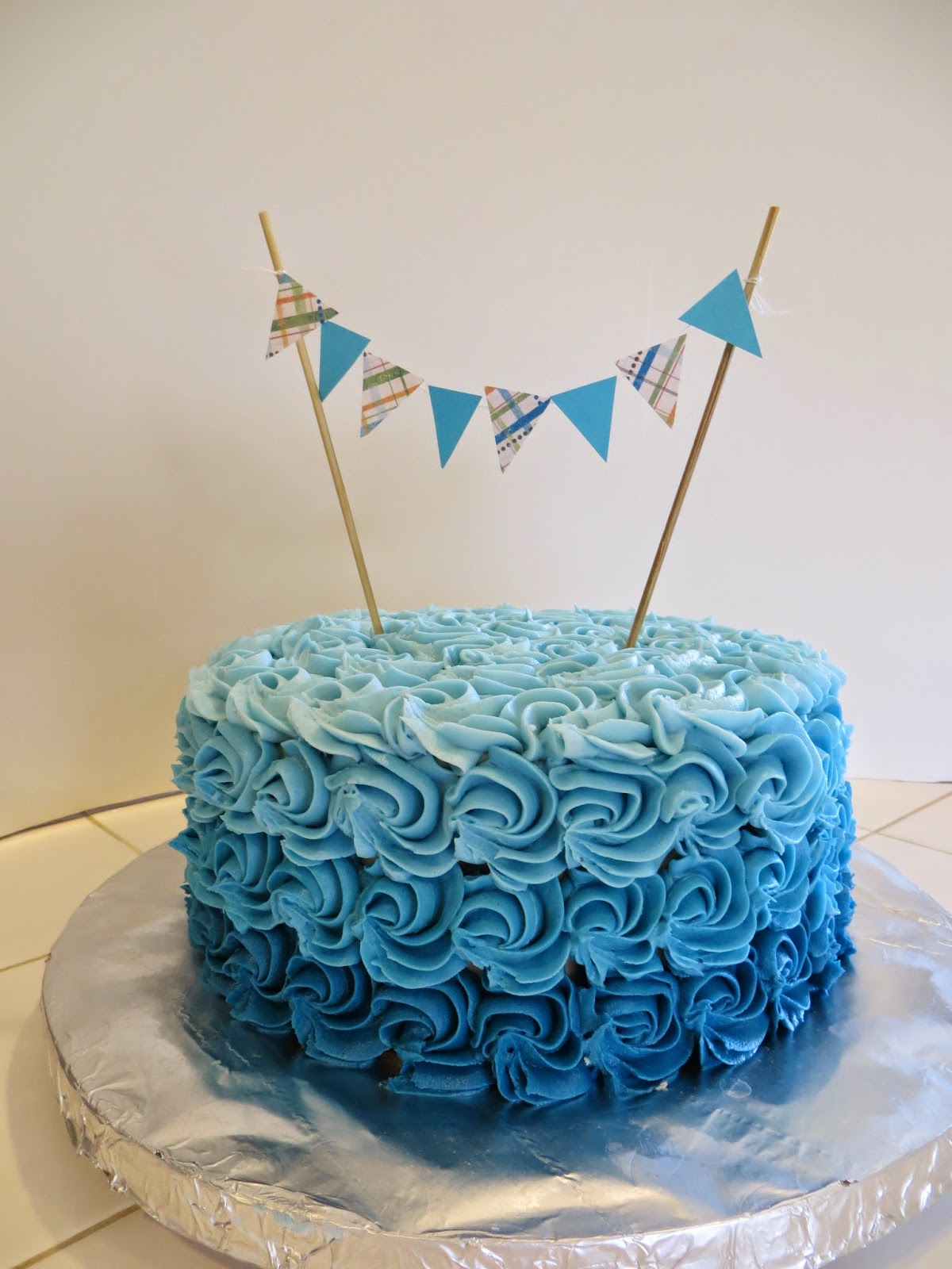 Blue Velvet Cake Ideas