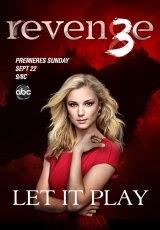 Revenge 1ª, 2ª e 3ª Temporada – Dublado e Legendado 2013
