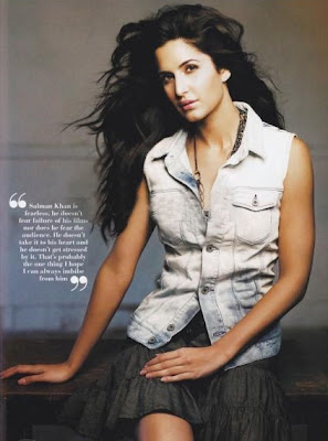 katrina kaif filmfare magazine cover wallpapers