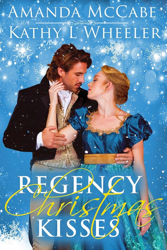 Regency Christmas Kisses