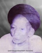 KH.TUBAGUS AHMAD BAKRI RHM.
