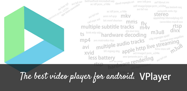 VPlayer Video Player FULL v3.1 Apk App